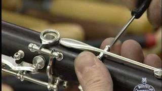 Buffet Clarinet Factory Tour