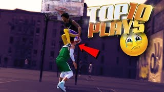 When To DELETE Your MyPlayer - NBA 2K18 Top 10 Plays - NBA 2K18 Top 10 Plays