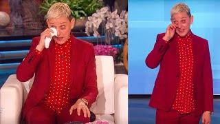 Most Emotional Moments on the Ellen DeGeneres Show | Ellen Pays Tribute to Kobe Bryant