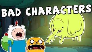 Cartoon Characters I Feel Bad For Disliking