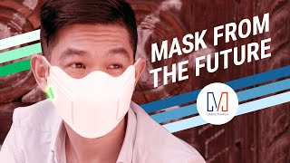 LG Made the Smart Mask from the Future