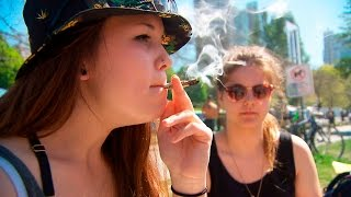 What's in today's weed? Testing the chemicals in marijuana (CBC Marketplace)