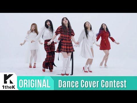 [1theK Dance Cover Contest] (G)I-DLE((여자)아이들) _ Senorita(세뇨리따)(mirrored ver.)