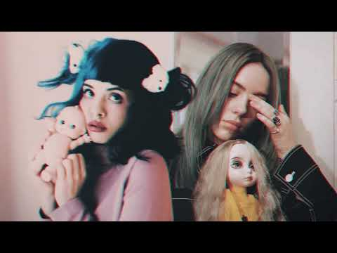 'Bad Gingerbread Man' -  Melanie Martinez & Billie Eilish [MASHUP]