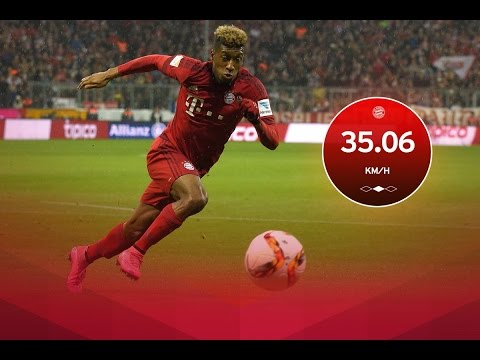 Top 20 Fastest Players • 2018/19 • Speed Statistics