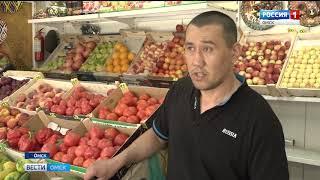 Рейд по нелегальным фруктовым лавкам в очередной раз провели сотрудники Роспотребнадзора