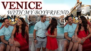 Travel Vlog: Venice With My Boyfriend | Fitness & Food