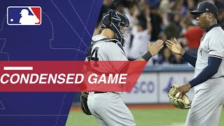 Condensed Game: NYY@TOR - 3/30/18