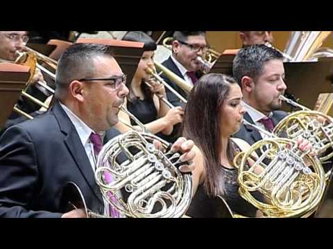 BANDA DE MÚSICA 'LIRA' DE SAN MIGUEL DE OIA, 'Cielo Andaluz' de Pascual Marquina