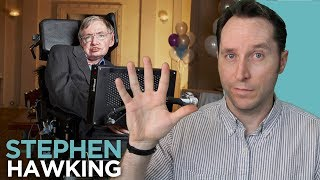 Stephen Hawking's 5 Biggest Contributions To Science   Answers With Joe