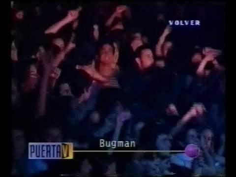 Blur - Bugman - Luna Park 99