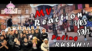 "TWICE(트와이스) ""YES or YES"" MV REACTION"