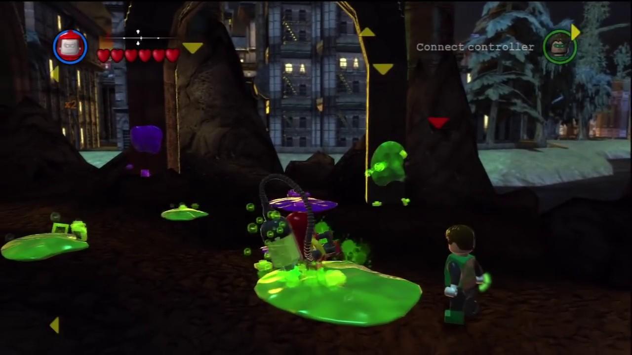 LEGO Batman 2: DC Super Heroes - Killer Croc Gameplay and ...