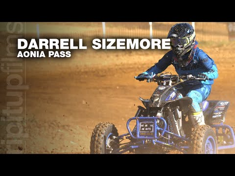 Darrell Sizemore Race Spotlight from Aonia Pass - 2021