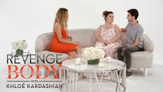 Khloé K. Vows to Help Married Couple Chad & Allison | Revenge Body with Khloé Kardashian | E!