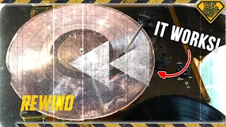 Molding a Record & Launching LN2 Rockets | Rewind #7
