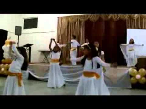 coreografia cristiana megacelula