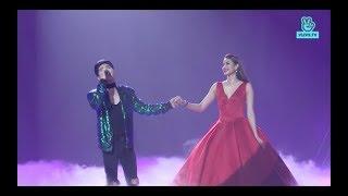 Noo Phước Thịnh muốn rụng rời khi hát tặng 'cô gái nhỏ bé' Phạm Hương