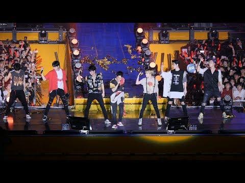180804 아이콘 (iKON)신곡 죽겠다(KILLING ME)' [4K] 직캠 Fancam (KB국민은행 리브콘서트 @Liiv CONCERT) by Mera