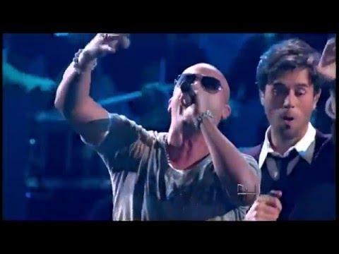 Enrique Iglesias, Wissin y Yandel, Pitbull y Shakira en vivo. Premios Billboards 2017, Latin Gramys
