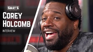 Corey Holcomb on Why Money Matters in a Relationship | SWAY'S UNIVERSE