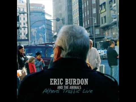 Eric Burdon - American Dreams / Over the Border