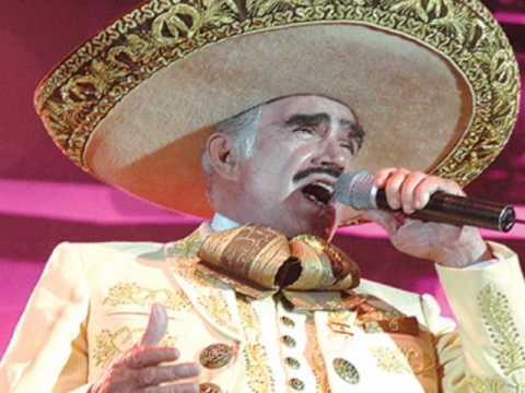 VICENTE FERNANDEZ (video #2) (LA BIOGRAFIA)