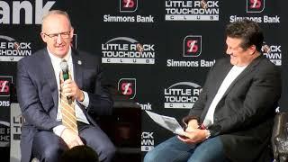 SEC Commissioner Greg Sankey Speaks to LR TD Club 11-18-19