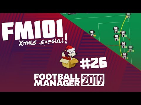 Football Manager 2019 - FM101, my set pieces, part two / Tips, tricks & guides!