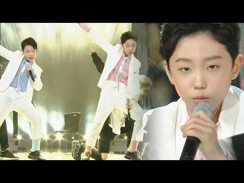 보이프렌드, 역사가 될 미소년 신사들 'Swing Baby' |《KPOP STAR 6》 K팝스타6 EP40