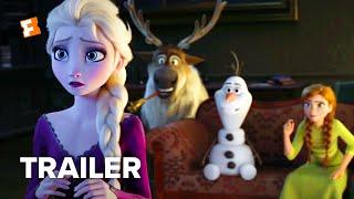 Frozen II International Trailer #1 (2019) | Movieclips Trailers