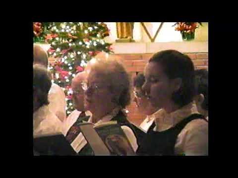 Sacred Heart Christmas Eve Mass  12-24-03