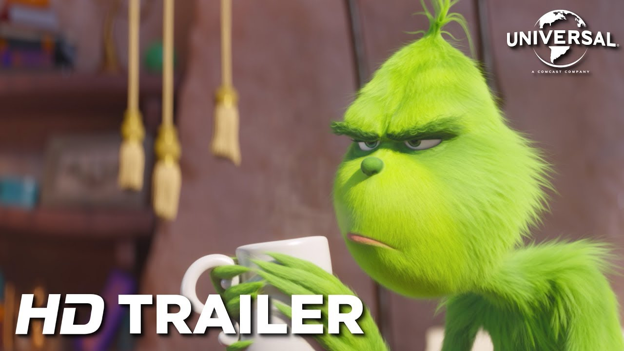 Trailer de The Grinch
