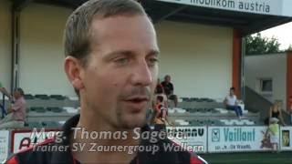 OÖ Landescup: SV Wallern - UVB Vöcklamarkt