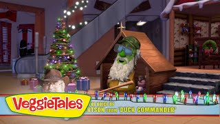 Merry Larry and the True Light of Christmas | VeggieTales [Trailer]