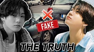 The TRUTH About Jungkook's Car Accident [THIS IS NOT A SCANDAL]