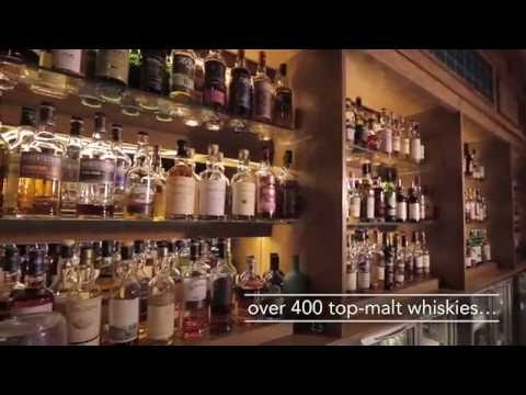 Best Bartender cocktail at The Macallan Whisky Bar & Lounge by Christian Eggers