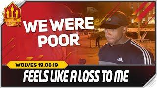 Pogba Not To Blame! Wolves 1-1 Man Utd FanCam