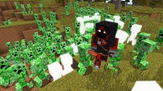 Minecraft, But Mobs Multiply w/ GeorgeNotFound