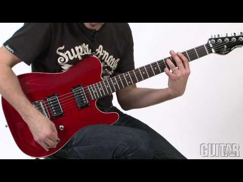 G&L ASAT Deluxe Tribute Series Electric Guitar