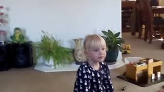 Grandaughters Video (WITH HAPPY MUSIC!)