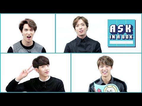 ASK IN A BOX: CNBLUE(씨엔블루) _ Cinderella(신데렐라) [ENG/JPN/CHN SUB]