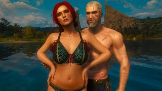 Witcher 3 - Multi Companion Best After Game Mod