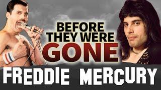 FREDDIE MERCURY | Before They Were Gone | Bohemian Rhapsody