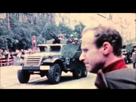 21 август 1968 - Инвазия на войските на Варшавския договор в Чехословакия за потушаването на Пражката революцияа