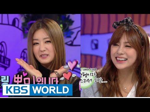 Hello Counselor - Naeun, Bomi, Namjoo & Hayoung! (2014.12.01)