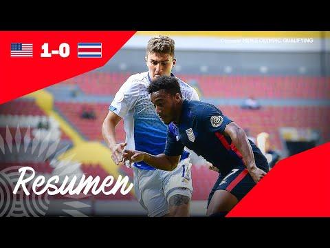 CMOQ: United States v Costa Rica | Highlights