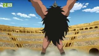 Luffy trả thù cho Ucy - Vua Hải tặc