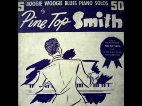 Pine Top Smith - I'm Sober Now