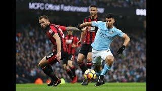 Trực tiếp AFC Bournemouth vs Manchester City | Trực tiếp bóng đá hôm nay